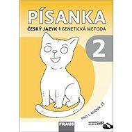Písanka 1/2 Český jazyk 1 Genetická metoda - Kniha