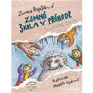 Zimní škola v přírodě: Tajemné stopy - Kniha