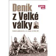 Deník z Velké války - Kniha