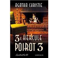 3x Hercule Poirot 3 - Kniha