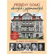 Příběhy domů slavných i zapomenutých - Kniha