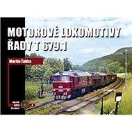 Motorové lokomotivy řady T 379.1 - Kniha