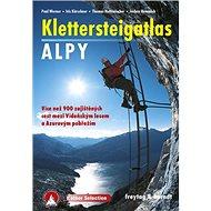 Klettersteigatlas Alpy - Kniha