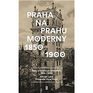 Praha na prahu moderny: Velký průvodce po architektuře 1850–1900 - Kniha