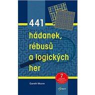 441 hádanek, rébusů a logických her: 7 stupňů obtížnosti - Kniha