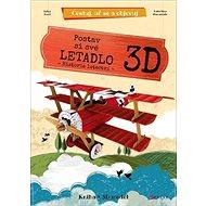 Postav si své letadlo 3D: Historie letectví, kniha + 3D model