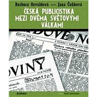 Česká publicistika mezi dvěma světovými válkami - Kniha