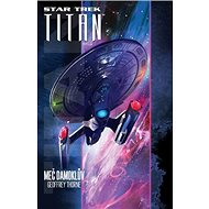 Star Trek Titan Meč Damoklův - Kniha