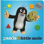 Panda a Little Mole: Tvary a barvy