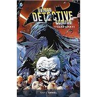 Batman Detective Comics Tváře smrti - Kniha
