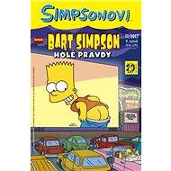 Bart Simpson Holé pravdy: 43040 - Kniha