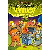 Simpsonovi Komiksový výbuch - Kniha