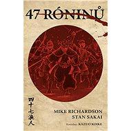 47 róninů - Kniha