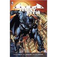 Batman Temný rytíř 1 Temné děsy - Kniha