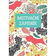 Motivační zápisník - Kniha