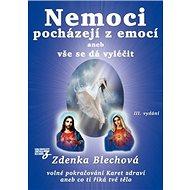 Nemoci pocházejí z emocí - Kniha