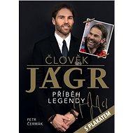 Člověk Jágr: Příběh legendy - Kniha