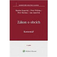 Zákon o obcích Komentář - Kniha