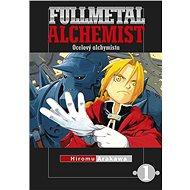 Fullmetal Alchemist 1: Ocelový alchymista - Kniha