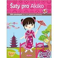 Šaty pro Akiko: 300 samolepek pro tvé japonské panenky