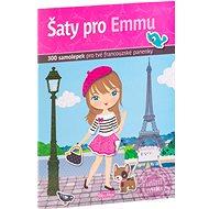 Šaty pro Emmu: 300 samolepek pro tvé francouzské panenky
