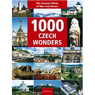 1000 Czech Wonders - Kniha