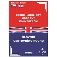Česko – anglický odborný konverzační slovník cestovního ruchu - Kniha