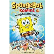 SpongeBob Praštěné podmořské příběhy: Komiks č.1 - Kniha