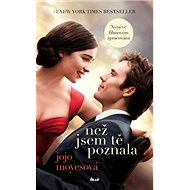 Než jsem tě poznala - Kniha