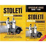 Století Miroslava Zikmunda + DVD: Cestopis životem - Kniha
