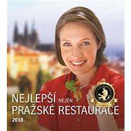 Nejlepší nejen pražské restaurace 2018 - Kniha