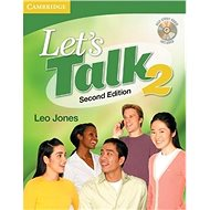 Let's Talk Level 2 Student's Book with Self-study Audio CD: Učebnice