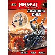 LEGO NINJAGO Garmadonovi synové: Aktivity, příběhy, komiks, minifigurka