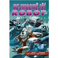 Nejmocnější robot Rickyho Ricotty vs. mechanické opice z Marsu: Ricky Ricotta (4)
