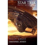 Star Trek Větší než pouhý součet: Nová generace - Kniha