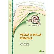 DESETIMINUTOVKY Velká a malá písmena - Kniha