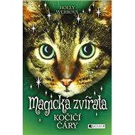 Magická zvířata Kočičí čáry - Kniha