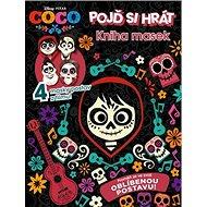 Coco Kniha masek: Pojď si hrát