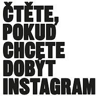 Čtěte, pokud chcete dobýt Instagram - Kniha