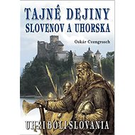 Tajné dejiny Slovenov a Uhorska: Uhri boli Slovania - Kniha