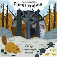 Zimní krajina: Kdo žije v zasněžených horách? - Kniha