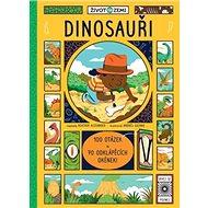 Dinosauři: 100 otázek a 70 okének - Kniha