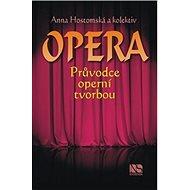 Opera Průvodce operní tvorbou - Kniha
