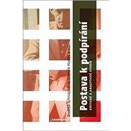 Postava k podpírání: Kritické a analytické studie - Kniha