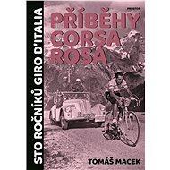 Příběhy Corsa rosa - Kniha