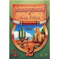 Greenhorns a Honza Vyčítal 2: 1975 - 2000 - Kniha