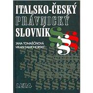 Italsko-český právnický slovník - Kniha