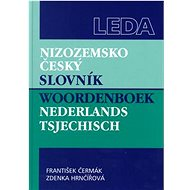 Nizozemsko-český slovník - Kniha