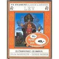 Ve znamení slunce a měsíce LEV: 23. červenec - 23. srpen - Kniha