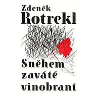 Sněhem zaváté vinobraní - Kniha